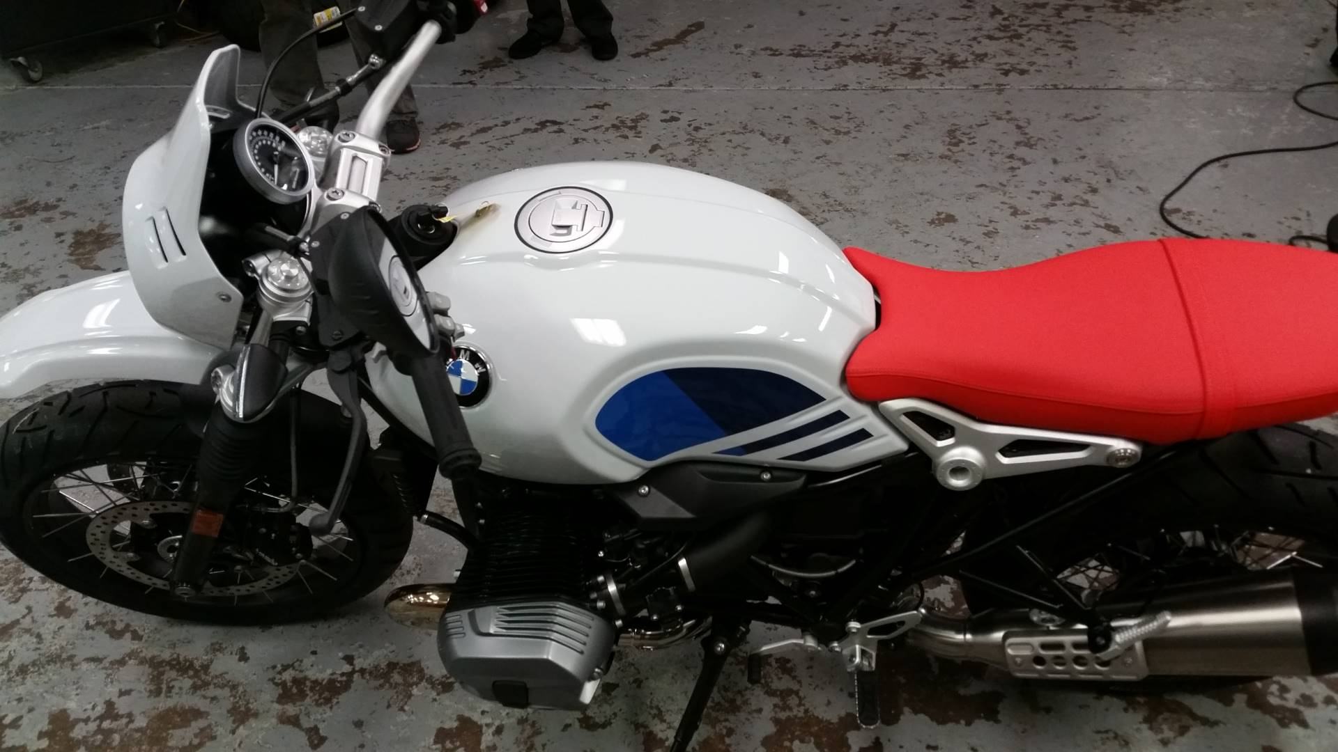 2018 BMW R9TUGS in Daytona Beach, Florida