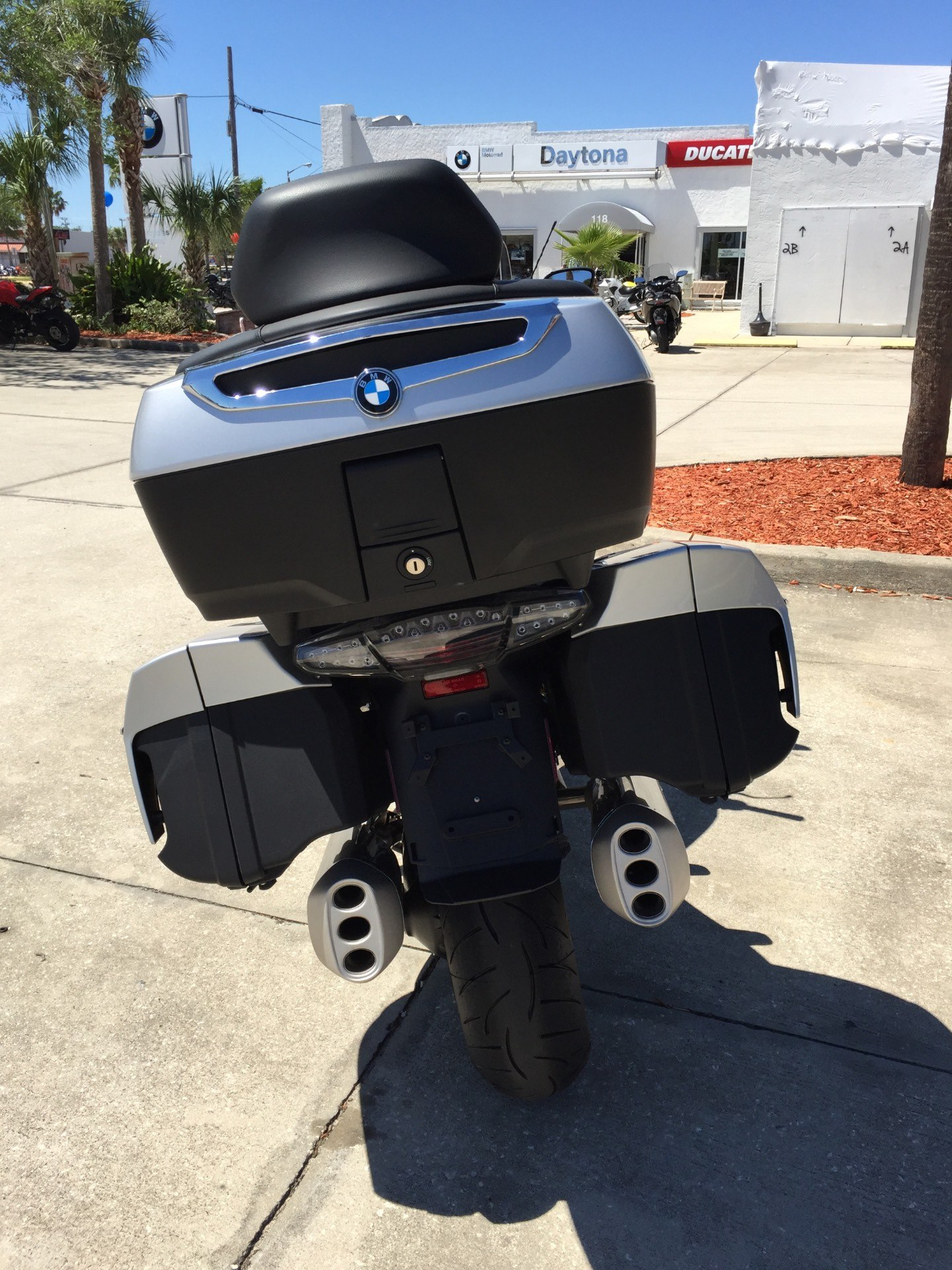 2016 BMW K 1600 GTL in Daytona Beach, Florida