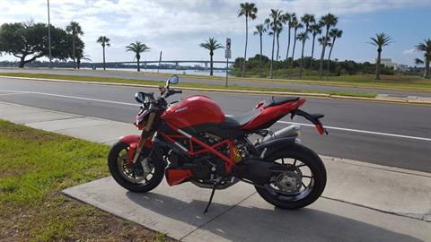 2015 Ducati Streetfighter 848 in Daytona Beach, Florida