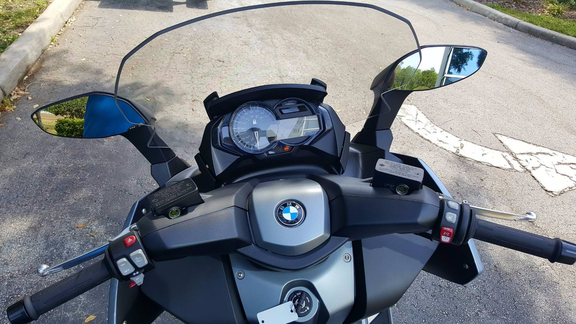 2015 BMW C 650 GT in Daytona Beach, Florida