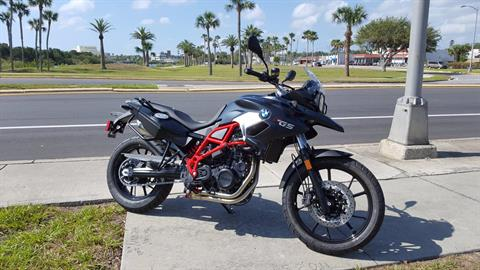 2017 BMW F 700 GS in Daytona Beach, Florida