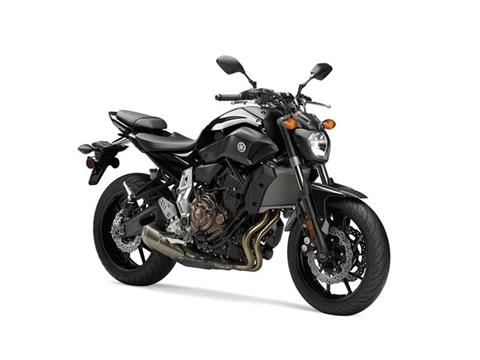2016 Yamaha FZ-07 Raven in Long Island City, New York