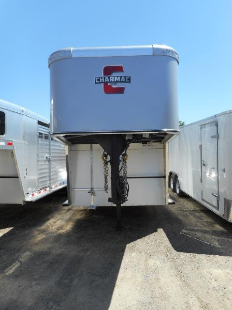 2016 Charmac Trailers Lariat 3-Horse GN in Elk Grove, California