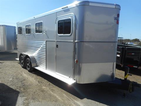 2017 Charmac Trailers OUTLAW 3H BP in Elk Grove, California