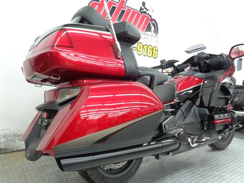 2015 Honda Gold Wing® Airbag in Tulsa, Oklahoma