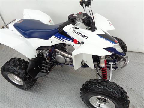 2012 Suzuki QuadSport® Z400 in Tulsa, Oklahoma