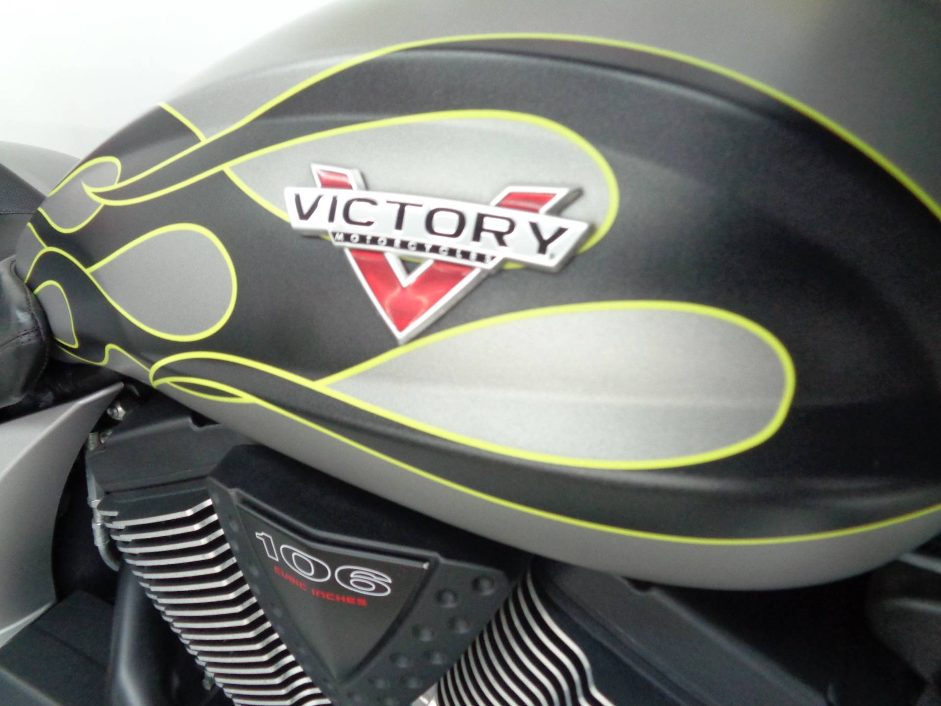 2014 Victory Cross Country® in Tulsa, Oklahoma