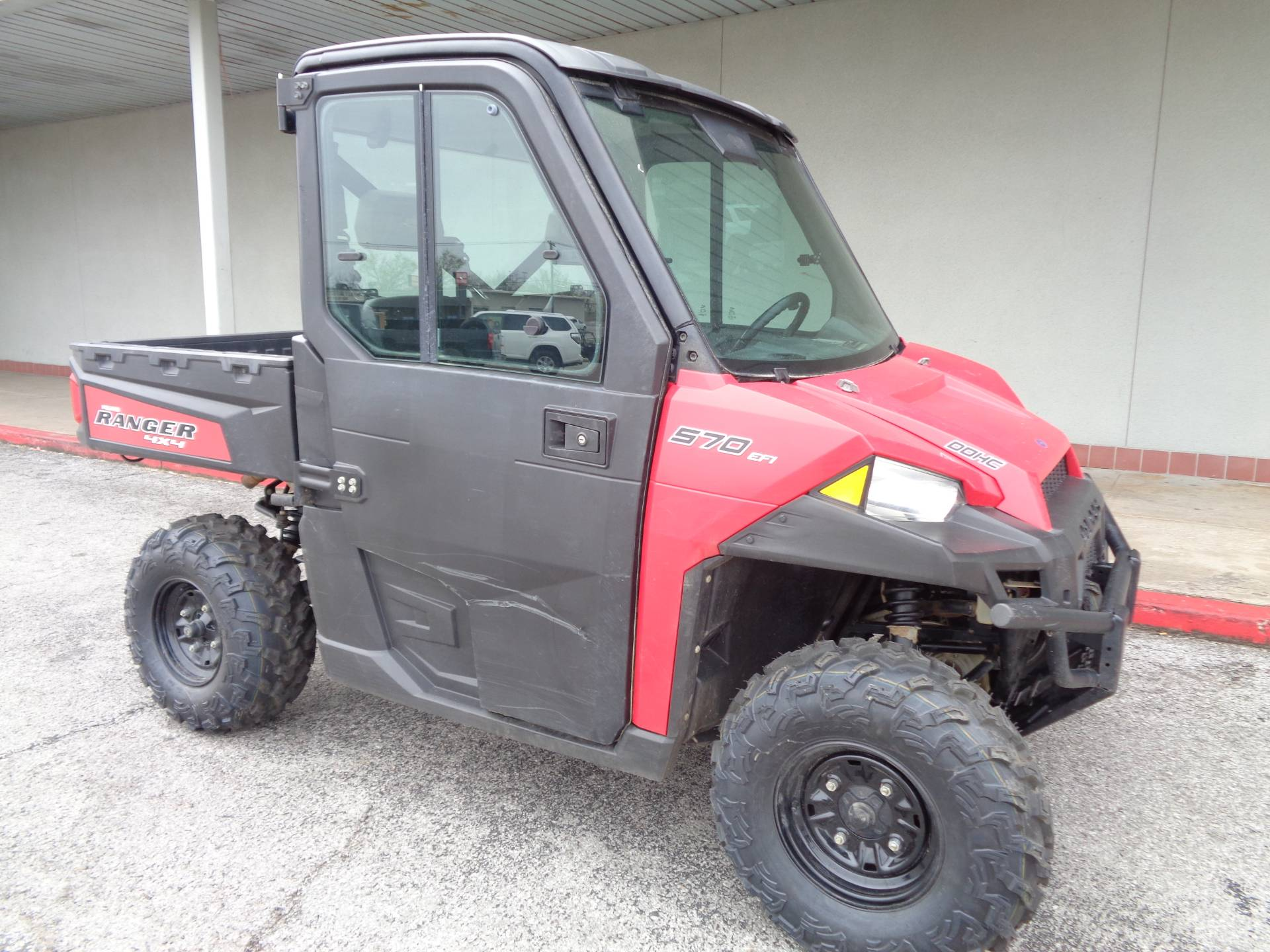 2015 Polaris Ranger® 570 in Tulsa, Oklahoma