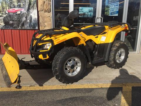 2012 Can-Am Outlander™ 400 XT in Jamestown, New York