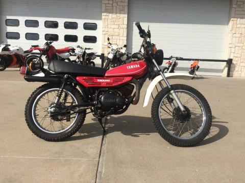 1980 Yamaha DT 100 in Denton, Texas