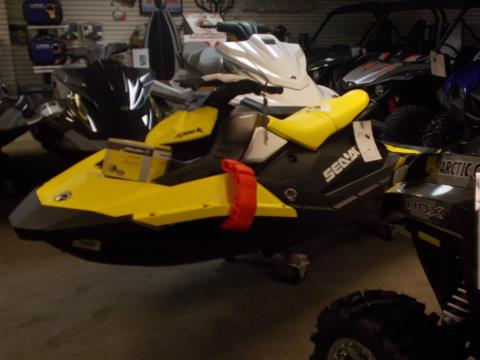 2016 Sea-Doo Spark 3up 900 H.O. ACE in Zulu, Indiana