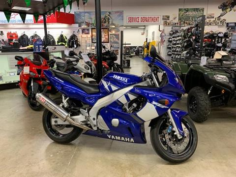 2000 Yamaha YZF600R in Fremont, California - Photo 1