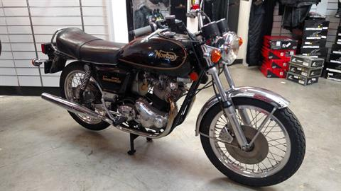 1974 Norton Motorcycles Commando 850 Interstate in Fremont, California - Photo 5