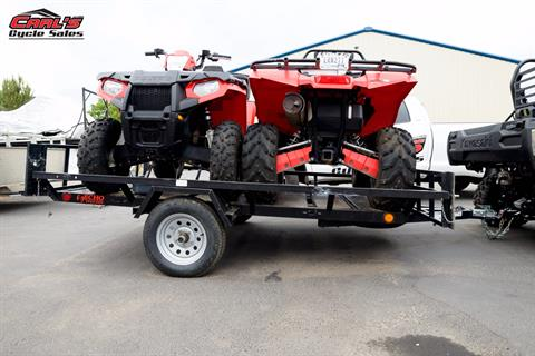 2016 Echo Trailers 2 PLACE ATV TRAILER in Boise, Idaho
