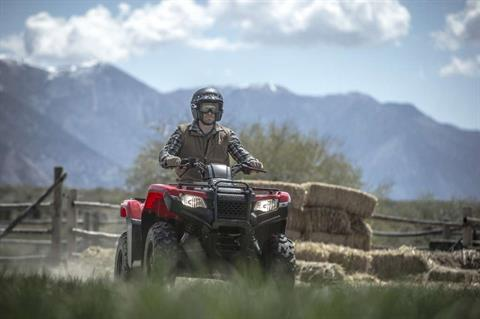 2017 Honda FourTrax Rancher 4x4 in Scottsdale, Arizona