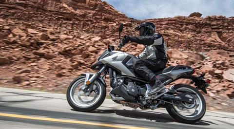 2016 Honda NC700X in Scottsdale, Arizona