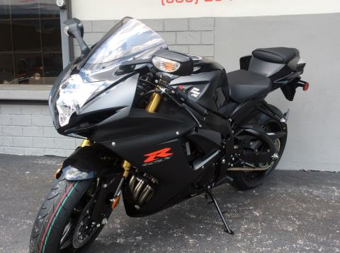 2016 Suzuki GSX-R750 in Miami, Florida