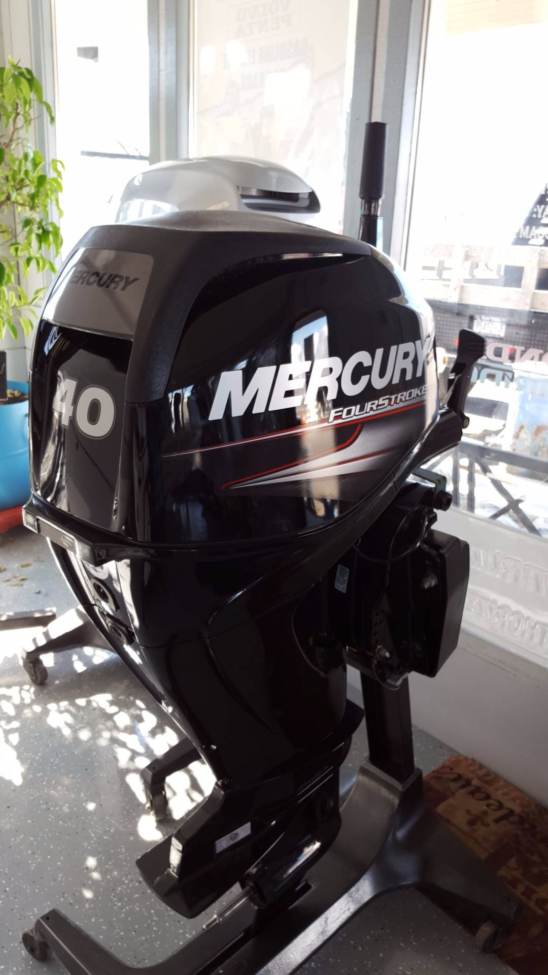 2016 Mercury Marine ME40ELPT in Oceanside, New York