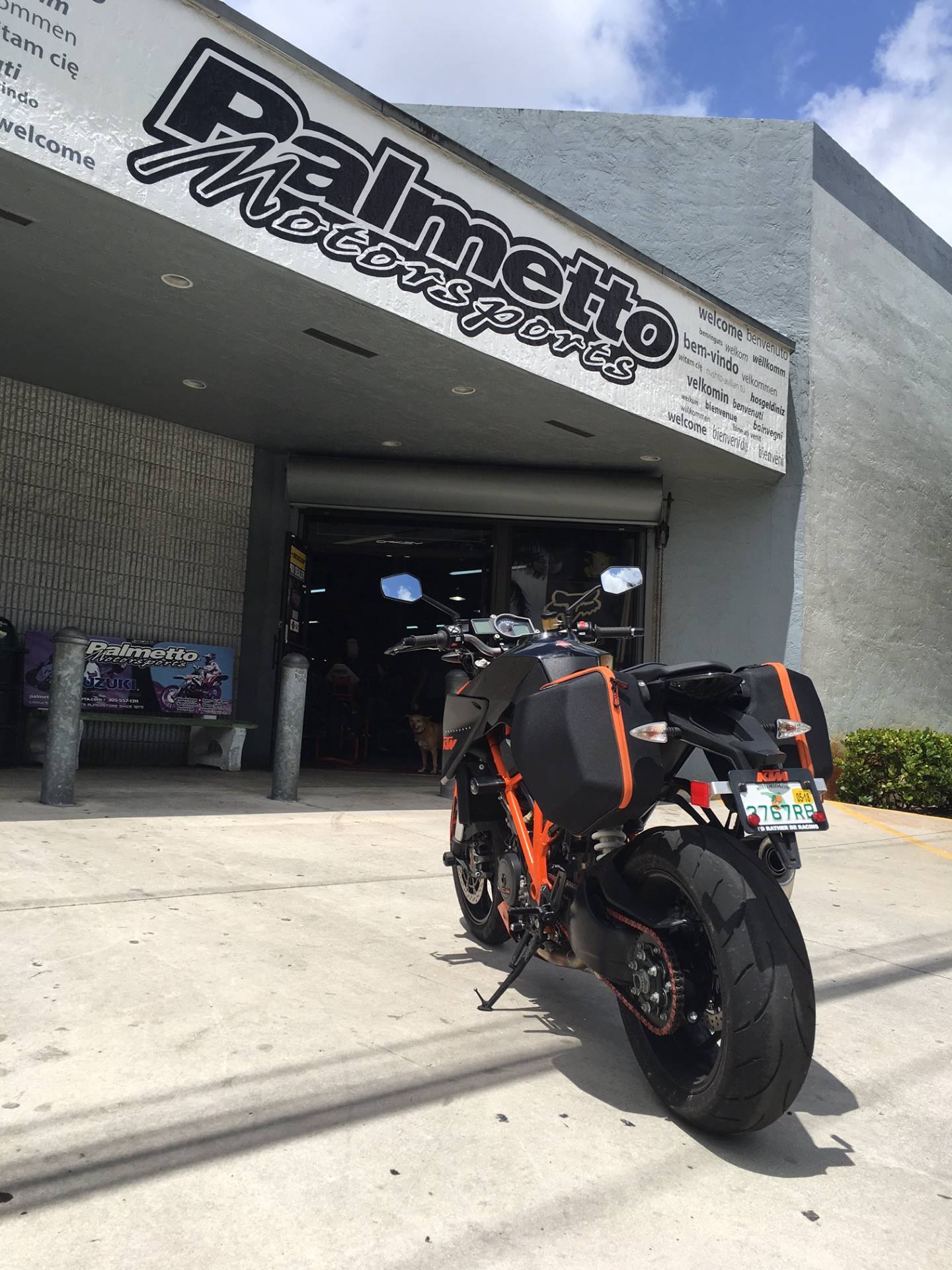 2014 KTM 1290 Super Duke R in Hialeah, Florida
