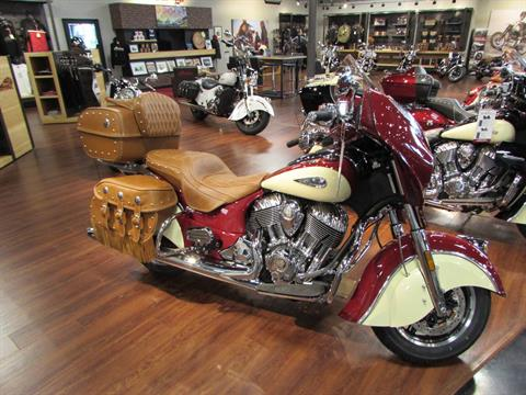 2017 Indian Roadmaster® Classic in Pasco, Washington