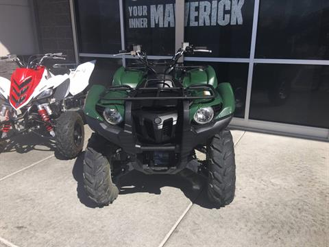 2012 Yamaha Grizzly 700 FI Auto. 4x4 EPS in Las Vegas, Nevada