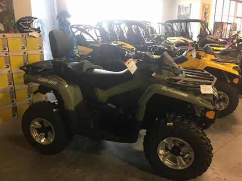 2017 Can-Am Outlander MAX DPS 570 in Las Vegas, Nevada