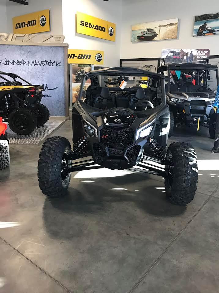 2017 Can-Am Maverick X3 X rs Turbo R in Las Vegas, Nevada