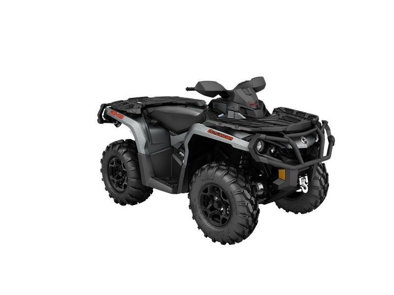 2016 Can-Am Outlander XT 850 in Las Vegas, Nevada