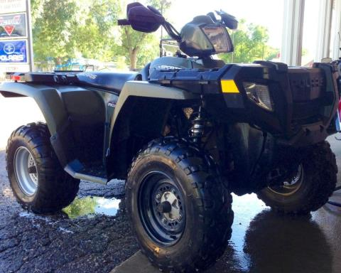 2009 Polaris Sportsman® 500 H.O. in Red Wing, Minnesota