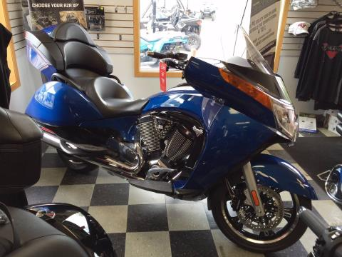 2016 Victory Vision Blue Fire Gloss in Red Wing, Minnesota