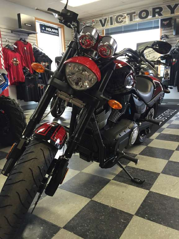 2016 Victory Hammer S in Red Wing, Minnesota