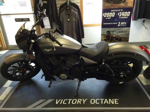 2017 Victory Octane in Red Wing, Minnesota