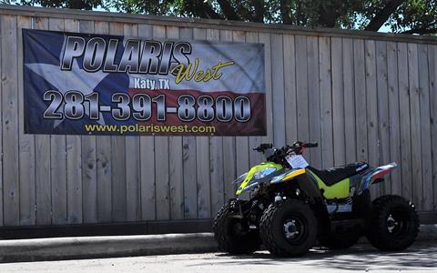 2017 Polaris Outlaw 50 in Katy, Texas