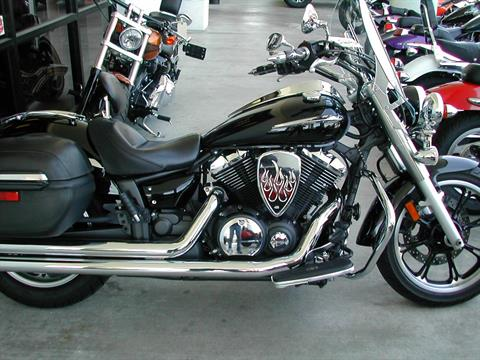 2009 Yamaha V Star 950 Tourer in Tulsa, Oklahoma