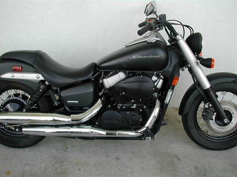 2012 Honda Shadow® Phantom in Tulsa, Oklahoma