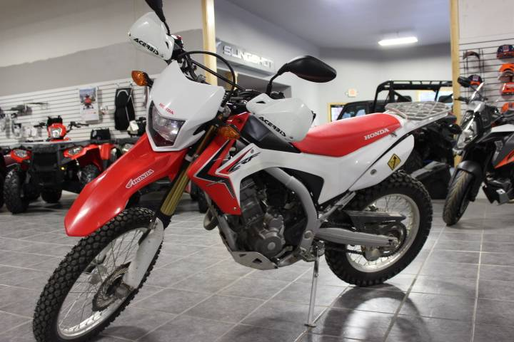 2014 Honda CRF®250L in Oxford, Maine