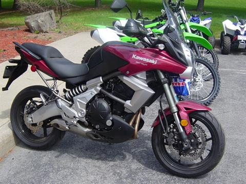 2011 Kawasaki Versys® in Middletown, New York