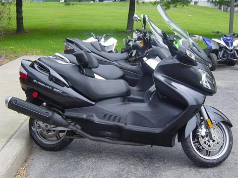 2007 Suzuki Burgman™ 650 in Middletown, New York