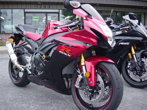 2014 Suzuki GSX-R750™ 50th Anniversary Edition in Middletown, New York