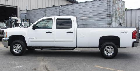2008 Chevrolet SIlverado 2500 in Middletown, New York