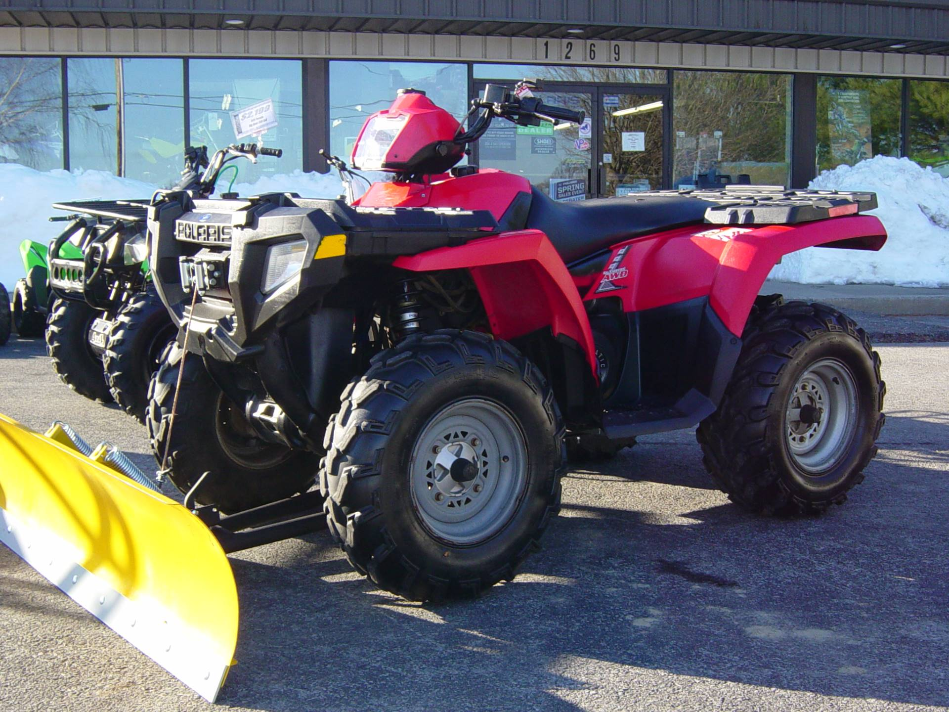2005 Polaris Sportsman 500 H.O. in Middletown, New York