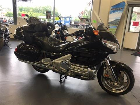 2007 Honda Gold Wing® Audio / Comfort / Navi / ABS in Florence, South Carolina
