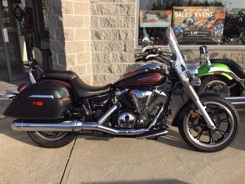 2014 Yamaha V Star 950 Tourer in Florence, South Carolina