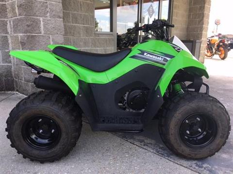 2016 Kawasaki KFX90 in Florence, South Carolina
