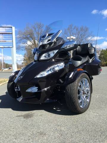 2013 Can-Am Spyder® RT Limited in Albemarle, North Carolina