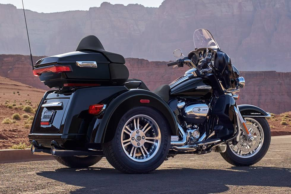 2017 Harley-Davidson Tri Glide® Ultra in Broadalbin, New York