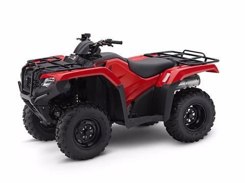 2017 Honda FourTrax Rancher in Bedford, Indiana