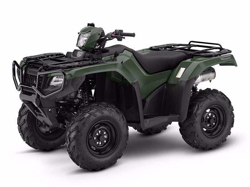 2017 Honda FourTrax Foreman Rubicon 4x4 DCT EPS in Bedford, Indiana