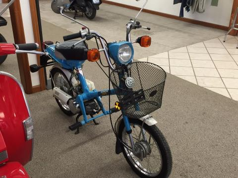 1980 Honda Express in Edwardsville, Illinois