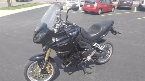 2008 Triumph Tiger 1050 in Edwardsville, Illinois